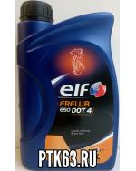 Тормозная жидкость Elf Frelub 650 DOT 4 1 литр 194743
