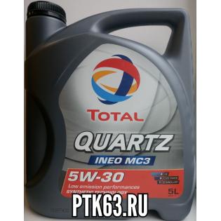 Total Quartz INEO MC3 5W30 4L