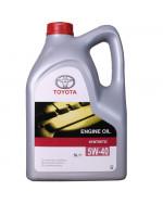 Моторное масло Toyota Engine Oil Synthetic 5W40 5 литров 0888080375GO